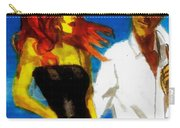 Red Head Looking For Mr Right  Carry-all Pouch