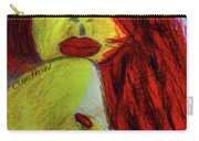 Red Headed Step Child Carry-all Pouch