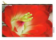 Red Hedgehog Carry-all Pouch