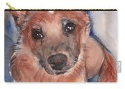 Red Heeler Pup Carry-all Pouch