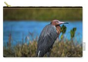 Red Heron Carry-all Pouch