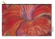 Red Hibiscus #1 Carry-all Pouch