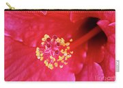 Red Hibiscus 3 Carry-all Pouch