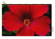 Red Hibiscus - Kauai Carry-all Pouch