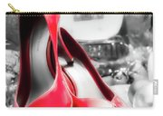 Red High Heels Carry-all Pouch