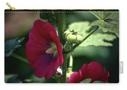 Red Hollyhock 1360 H_2 Carry-all Pouch