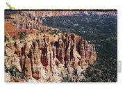 Red Hoodoos Of Bryce Canyon National Park Carry-all Pouch