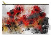 Red Hope  Carry-all Pouch