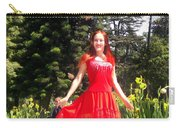 Red Hot - Ameynra Fashion By Sofia Metal Queen. Carry-all Pouch