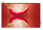 Red Hot Mirchi Carry-all Pouch
