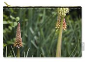 Red Hot Poker Bloom Carry-all Pouch