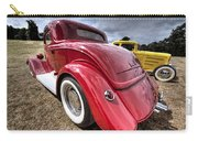 Red Hot Rod - 1930s Ford Coupe Carry-all Pouch