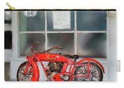 Red Hot Tail Gunner Carry-all Pouch