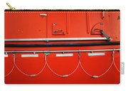 Red Hull Carry-all Pouch