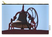 Red Iron Bell Carry-all Pouch