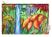 Red Jungle. Alien Planet Carry-all Pouch