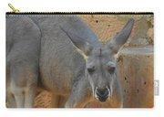 Red Kangaroo Carry-all Pouch