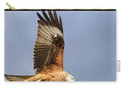 Red Kite Flying Carry-all Pouch