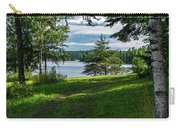 Red Lake Ontario 2 Carry-all Pouch