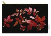 Red Leaves Carry-all Pouch