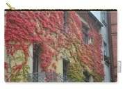 Red Leaves Of Fall Carry-all Pouch
