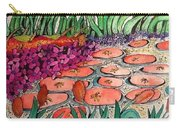 Red Lillies 2 Carry-all Pouch
