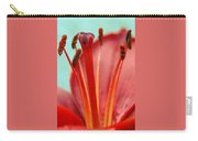 Red Lily Reach Carry-all Pouch