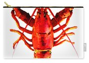 Red Lobster - Full Body Seafood Art Carry-all Pouch