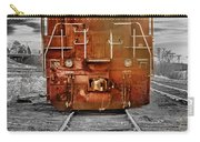 Red Locomotive Carry-all Pouch