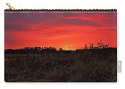 Red Marsh Sunrise Carry-all Pouch