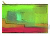 Red Meets Green Carry-all Pouch