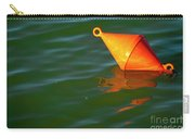 Red Mooring Buoy Carry-all Pouch