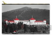 Red Mount Washington Resort Carry-all Pouch