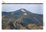 Red Mountain In The Foothills Of Pikes Peak Colorado Carry-all Pouch