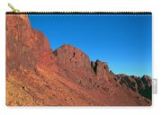 Red Mountains Carry-all Pouch