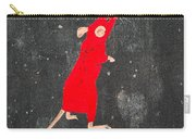 Red Mouse Carry-all Pouch