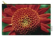 Red Mum Center Carry-all Pouch