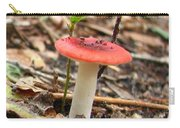 Red Mushroom 1 Carry-all Pouch