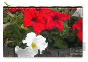 Red N White Carry-all Pouch