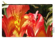 Red N Yellow Flowers 2 Carry-all Pouch