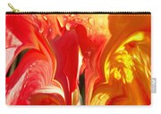 Red N Yellow Flowers 5 Carry-all Pouch