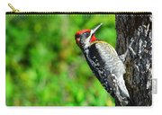 Red-naped Sapsucker Carry-all Pouch