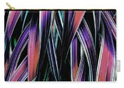 Red Palm Fronds Carry-all Pouch