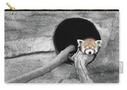 Red Panda Sleeping Carry-all Pouch