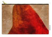 Red Pear II Carry-all Pouch by Carol Leigh