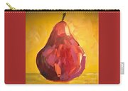 Red Pear Carry-all Pouch