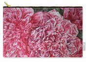 Red Peonies Carry-all Pouch