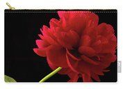 Red Peony  Carry-all Pouch