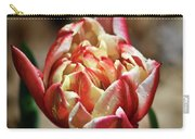 Red Peony Tulip Carry-all Pouch