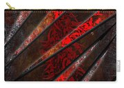 Red Pepper Abstract Carry-all Pouch